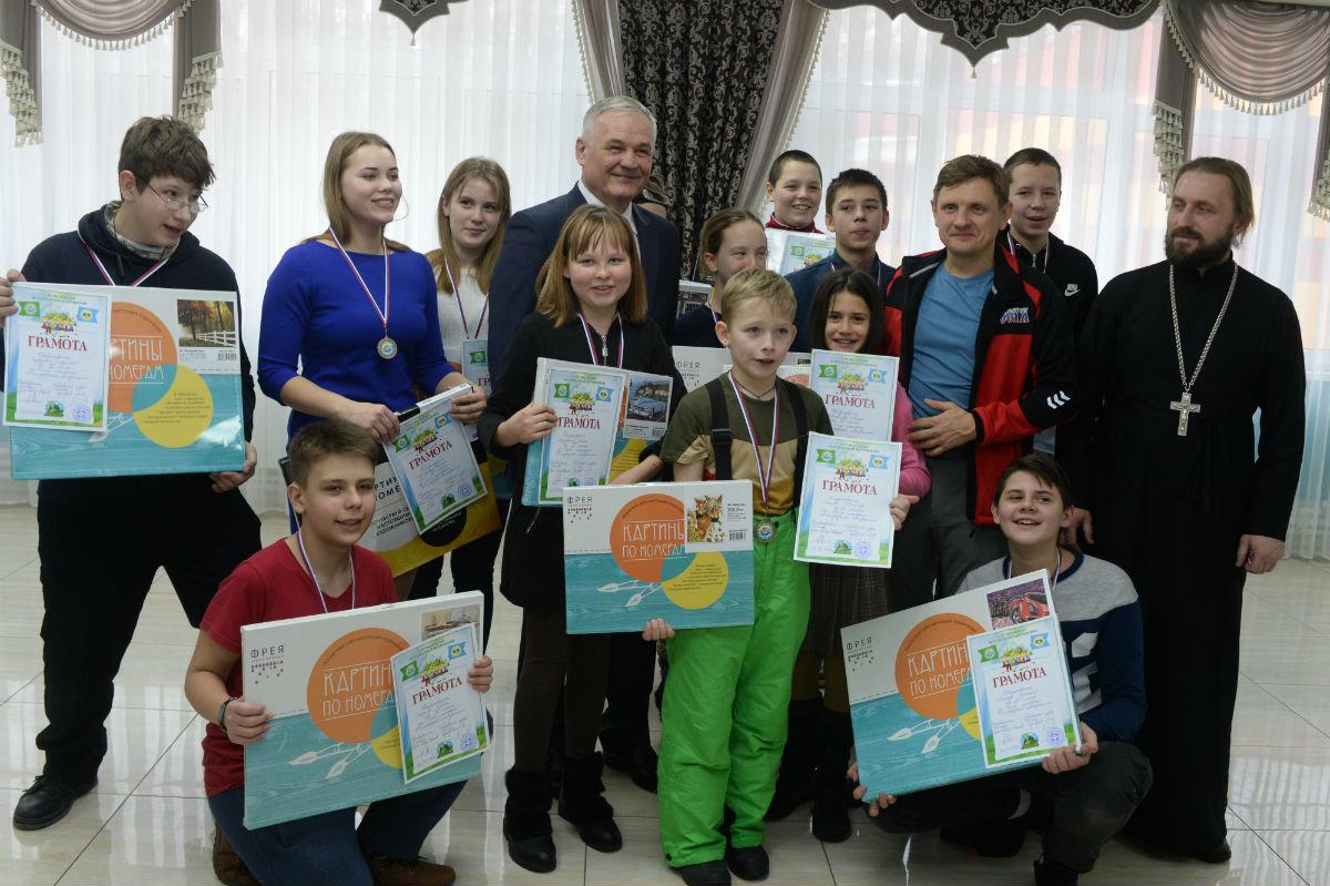 Слёт молодёжи Белгородской митрополии в Губкинском горокруге собрал 200 участников, фото-4