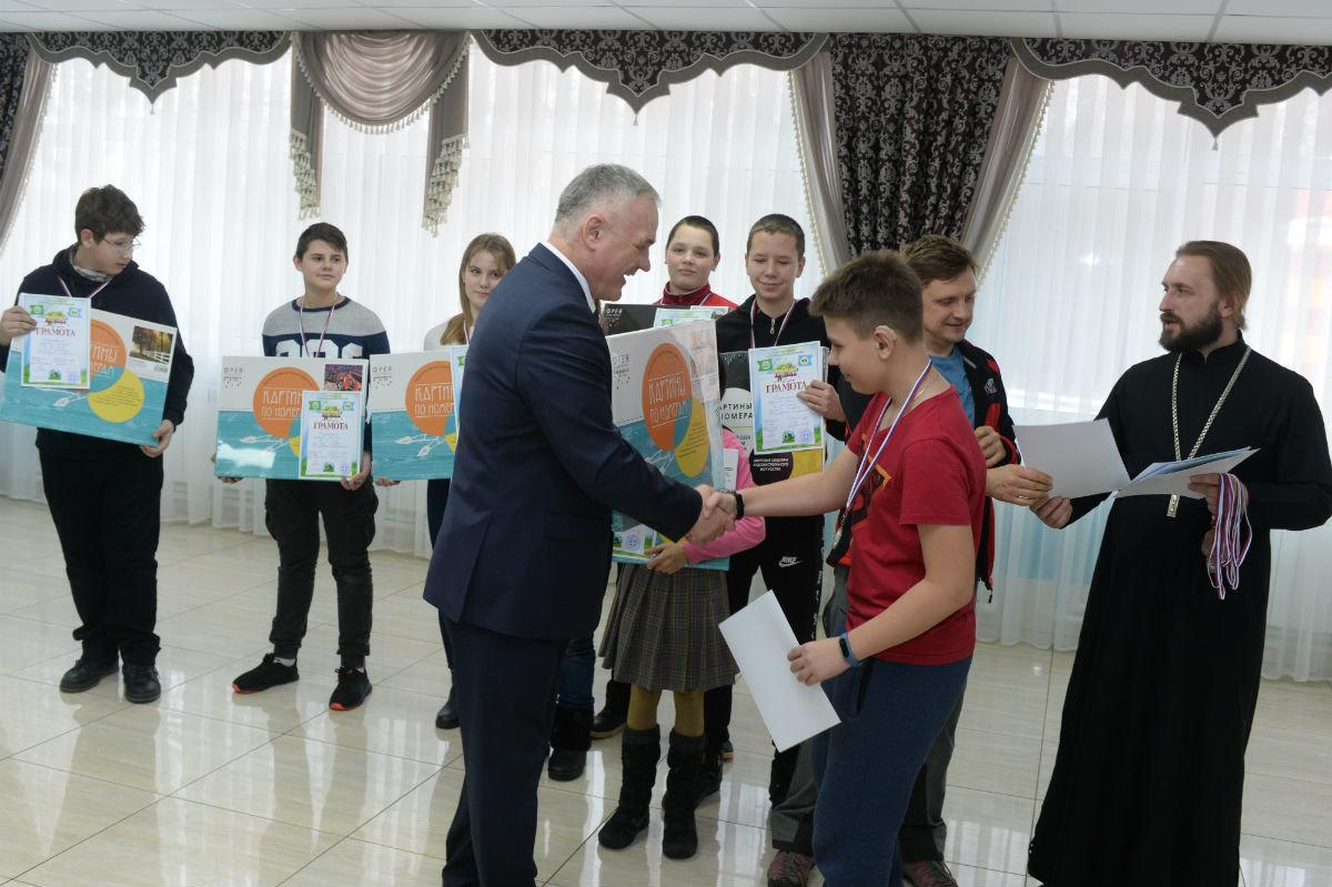 Слёт молодёжи Белгородской митрополии в Губкинском горокруге собрал 200 участников, фото-5