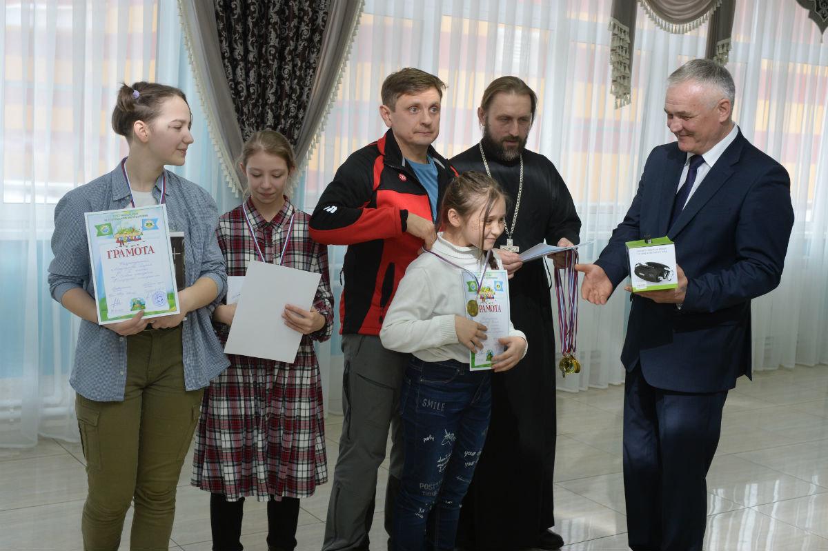 Слёт молодёжи Белгородской митрополии в Губкинском горокруге собрал 200 участников, фото-6