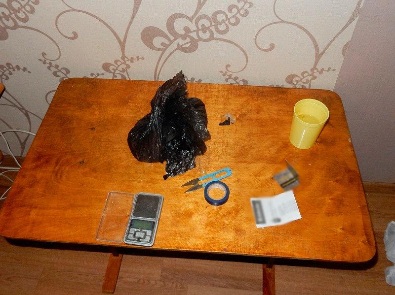 В Белгороде задержали иностранца с крупной партией героина, фото-2