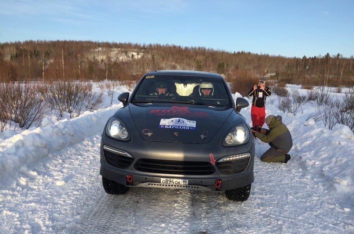 Гонщики из Белгорода едут покорять «Северный лес», фото-1