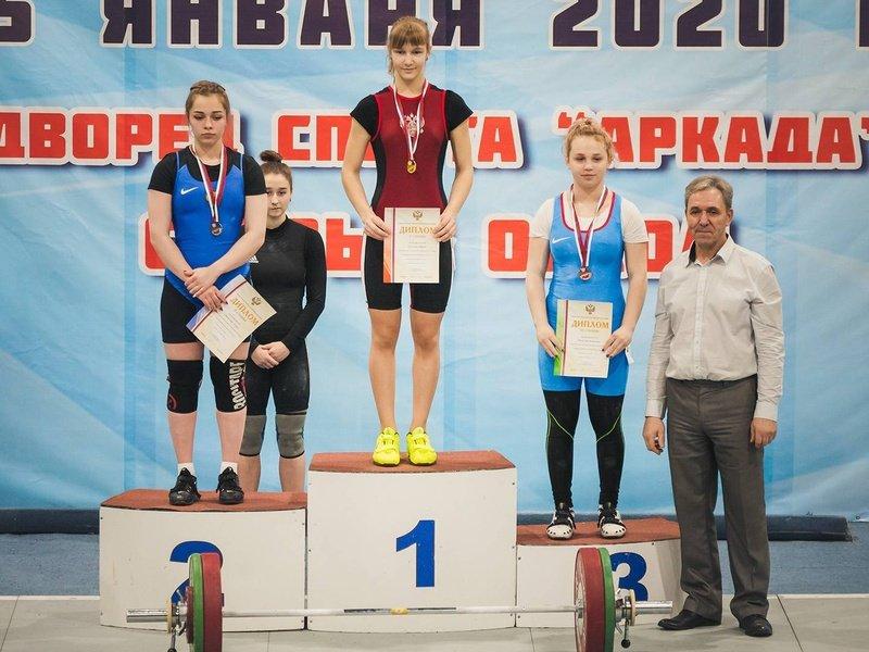 Оскольчанка установила 8 рекордов России по тяжёлой атлетике, фото-2