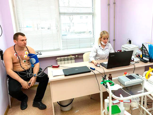 В Белгороде заработал диспансер для сердечников, фото-1