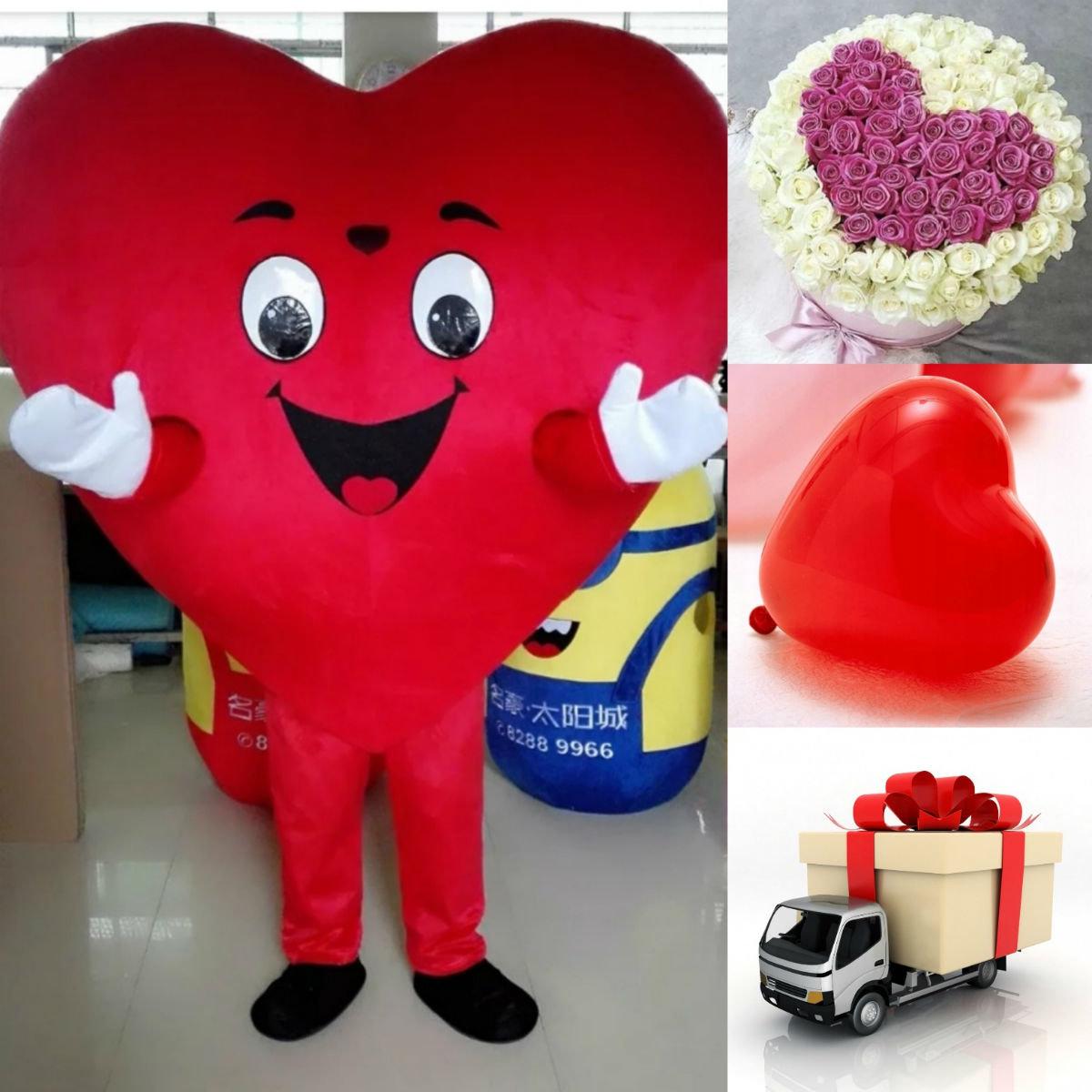 Комбо-подарок на День влюблённых. От сердца к сердцу, фото-1