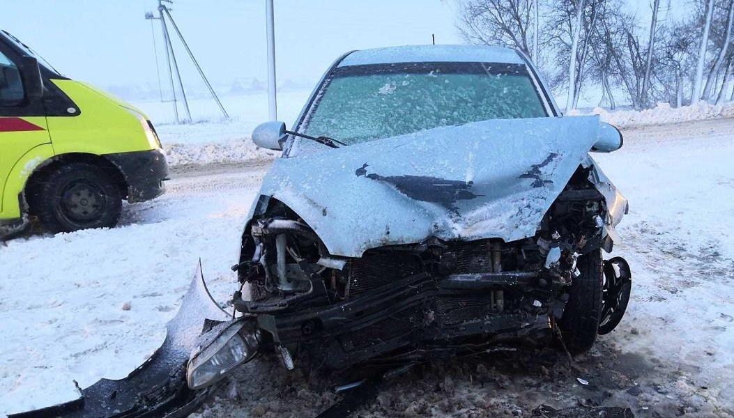 В Белгороде автомобилистка на зебре сбила подростка, фото-1