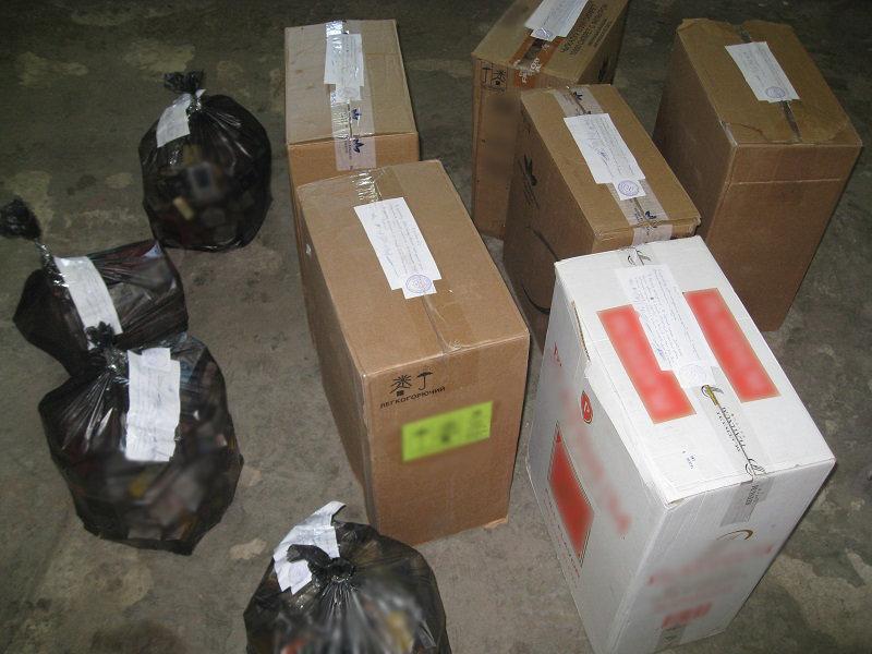 В Белгородской области обнаружили подпольный склад с алкоголем и сигаретами, фото-5