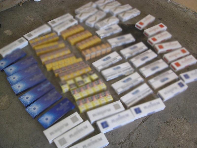 В Белгородской области обнаружили подпольный склад с алкоголем и сигаретами, фото-9