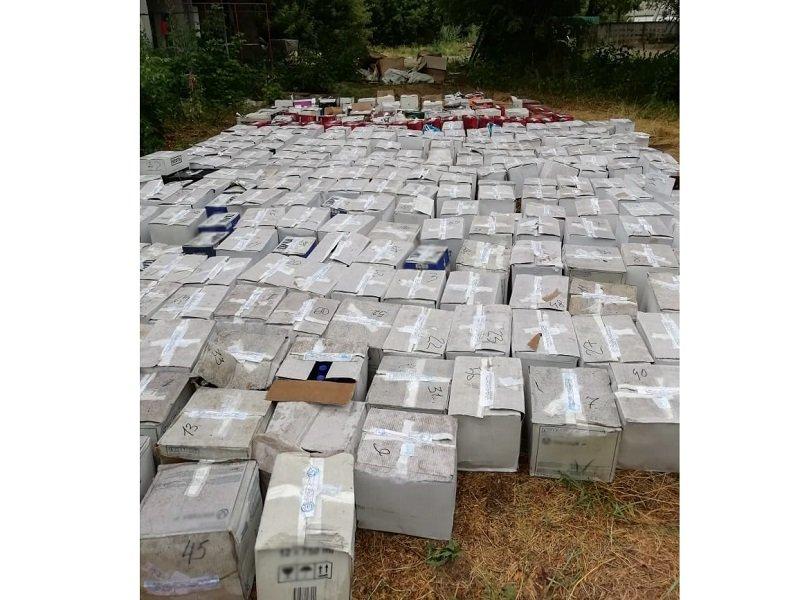 В Белгородской области обнаружили подпольный склад с алкоголем и сигаретами, фото-4