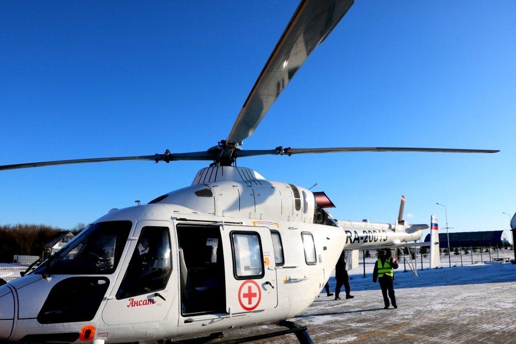 В Белгородской области пострадавших в ДТП доставят в больницы вертолётом , фото-2