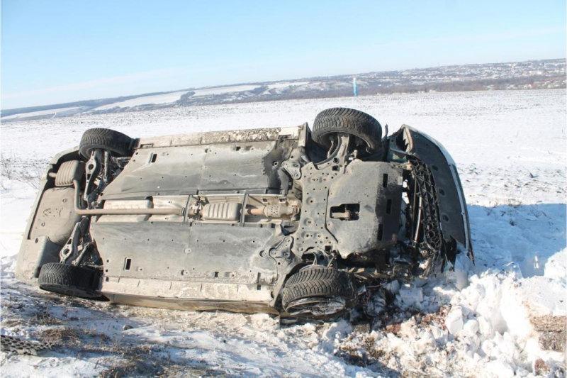 В ДТП под Белгородом погиб водитель ВАЗа, фото-2