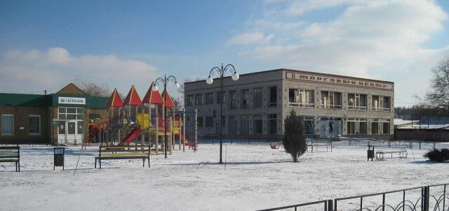 Стройплощадки для игр. Где гуляют новооскольские дети, фото-1
