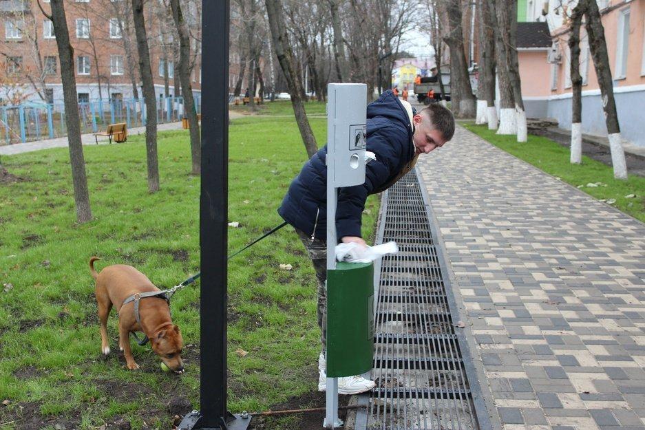 В Белгороде появятся 10 площадок для выгула собак, фото-3