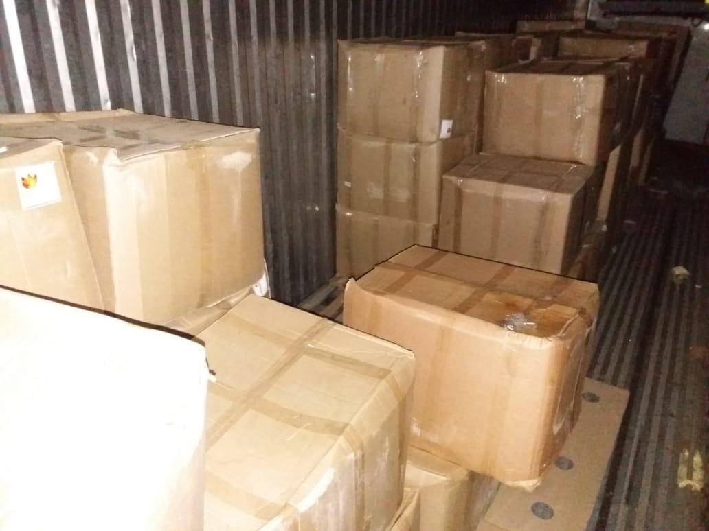 На границе с Украиной задержали пять тонн «л..., фото-1, Фото: пресс-служба пограничного управления ФСБ России по Белгородской и Воронежской областям