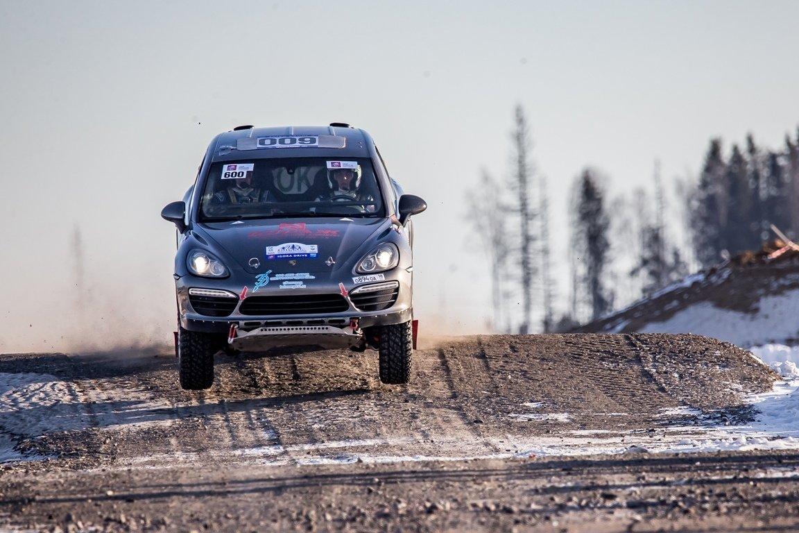 Белгородский экипаж стал призёром бахи «Северный лес», фото-1