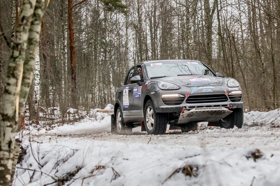 Белгородский экипаж стал призёром бахи «Северный лес», фото-2