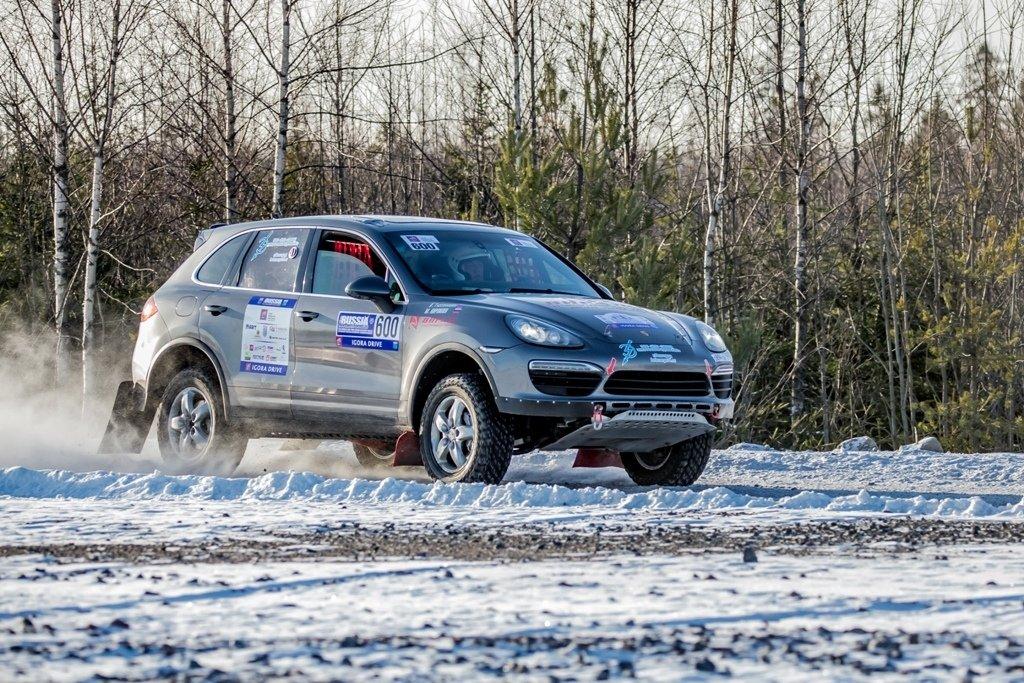 Белгородский экипаж стал призёром бахи «Северный лес», фото-3