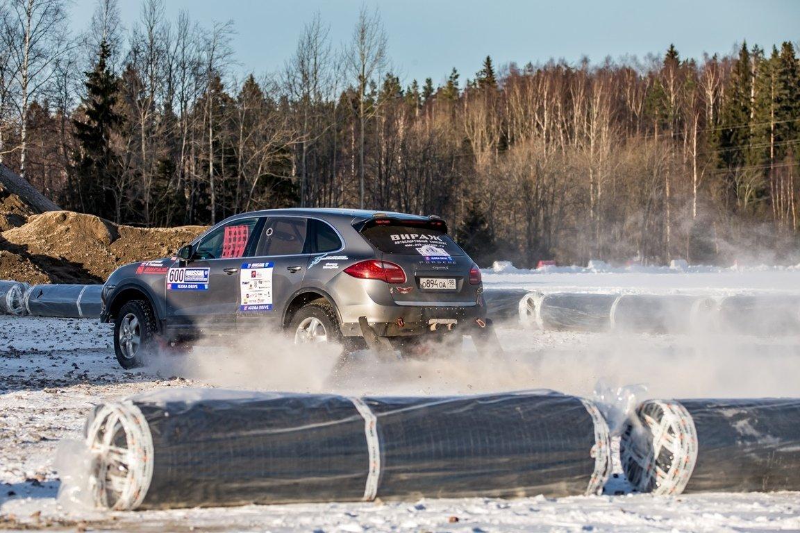 Белгородский экипаж стал призёром бахи «Северный лес», фото-5