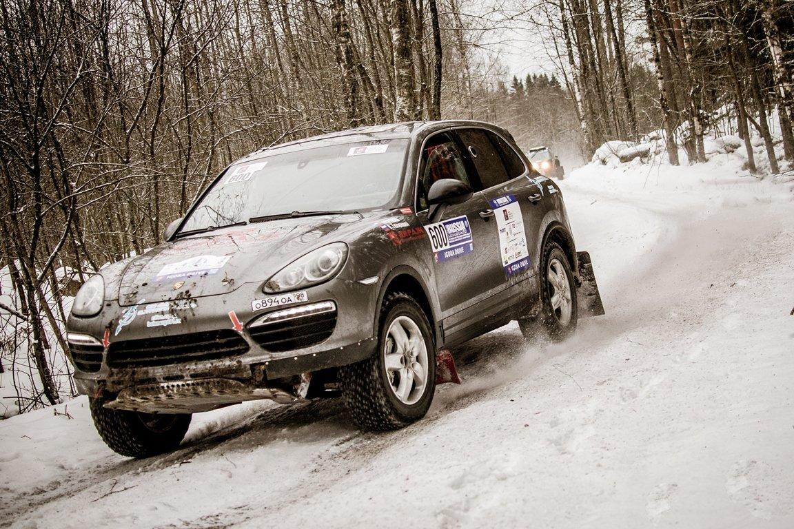 Белгородский экипаж стал призёром бахи «Северный лес», фото-6