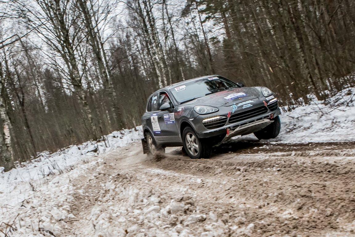 Белгородский экипаж стал призёром бахи «Северный лес», фото-7
