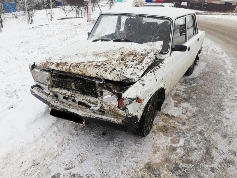 В ДТП под Губкином пострадала 9-летняя девочка, фото-2