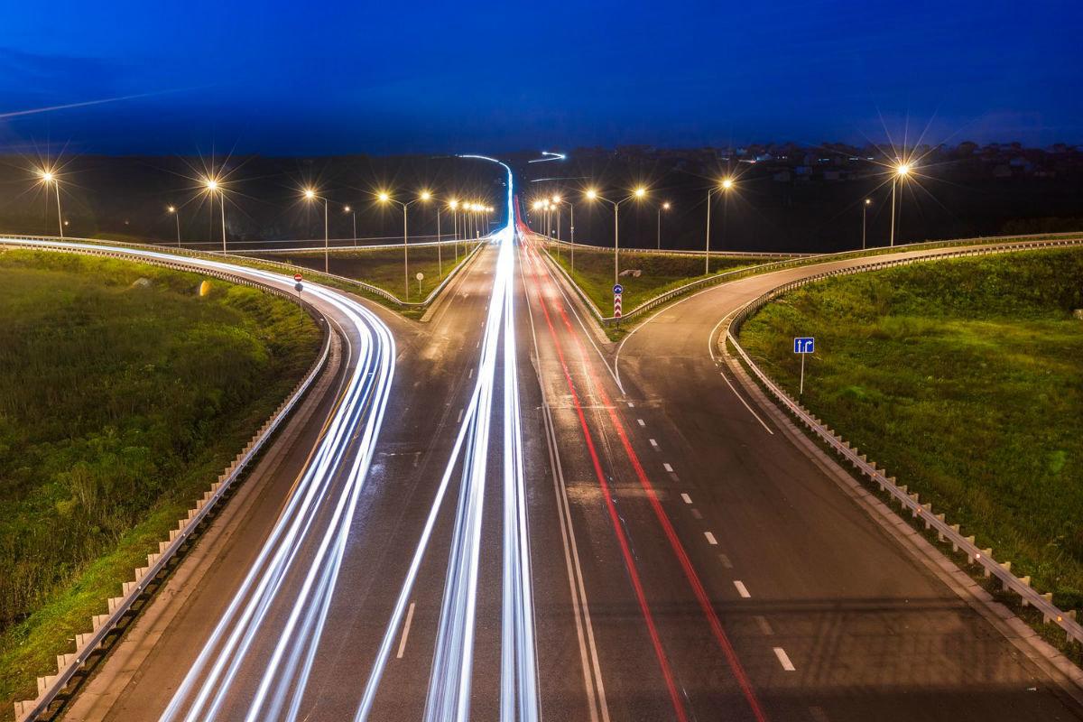 Автодороги Белгородской области стали светлее, фото-2