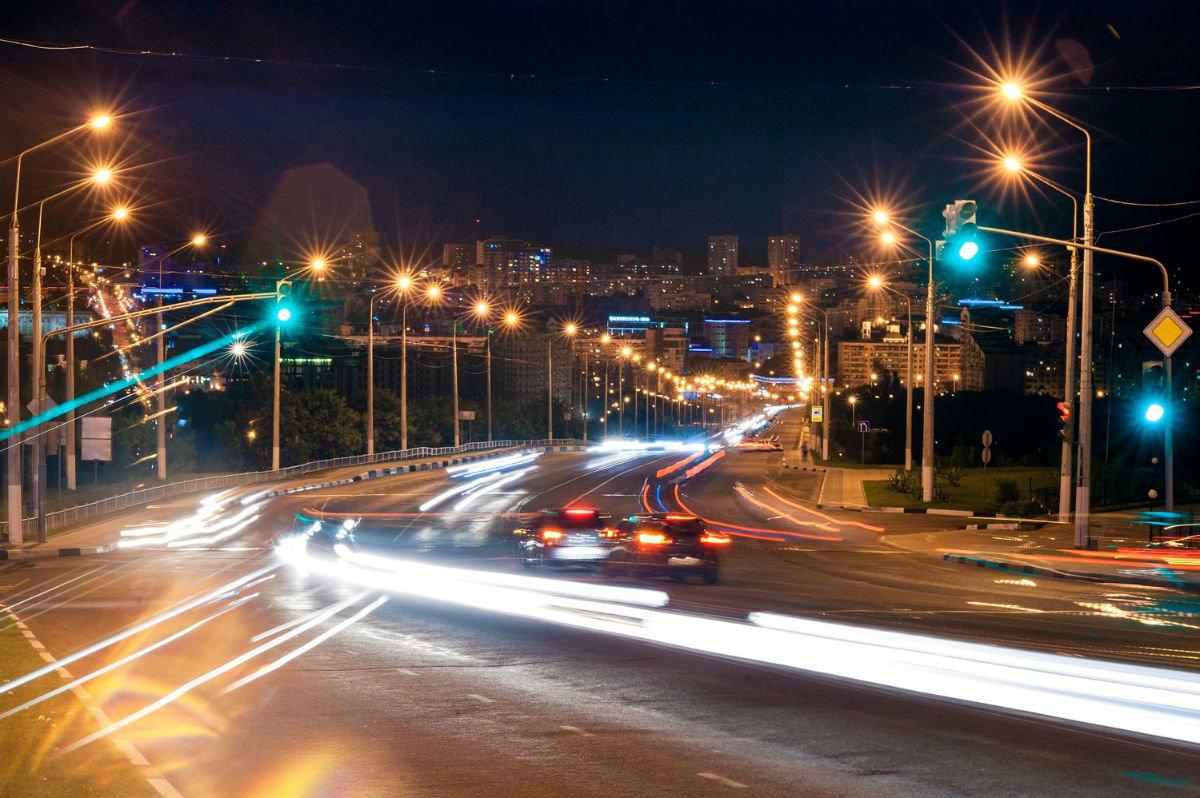 Автодороги Белгородской области стали светлее, фото-1