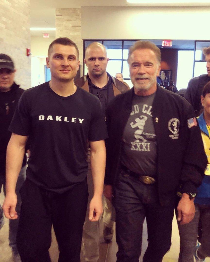 Белгородский силач вновь отправляется в Америку на Arnold Classic, фото-3