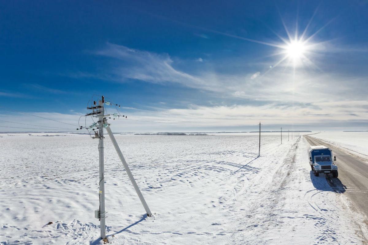 Белгородские энергетики за прошлый год модернизировали более 570 км ЛЭП, фото-3
