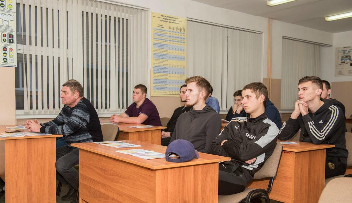 Будущие белгородские водители узнали, как безопасно работать вблизи ЛЭП, фото-2