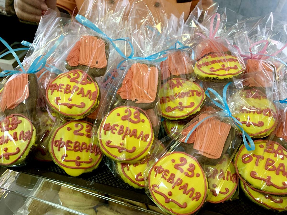 Горняки и металлурги Белгородской области получили вкусные подарки ко Дню защитника Отечества, фото-2
