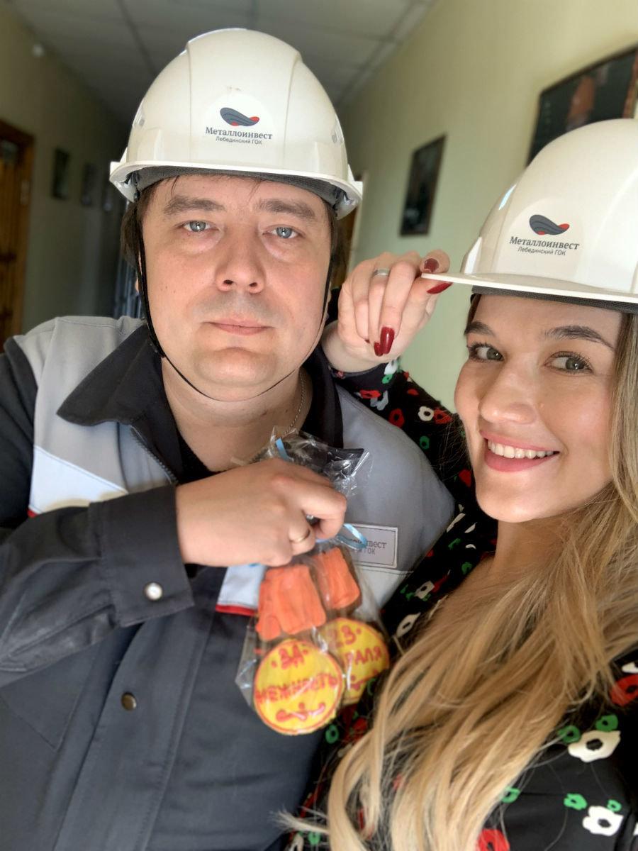 Горняки и металлурги Белгородской области получили вкусные подарки ко Дню защитника Отечества, фото-1