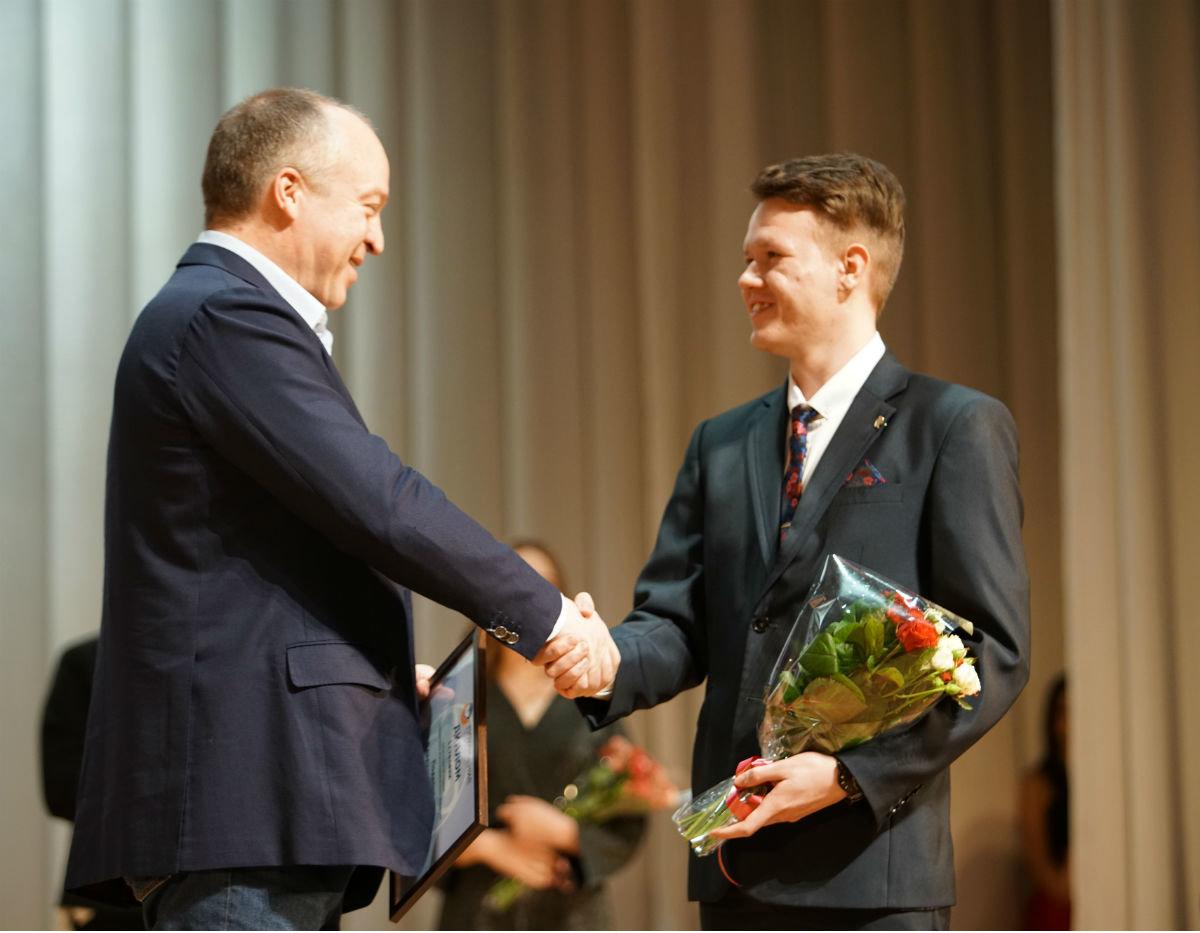 В Белгороде отметили стипендиатов фонда «Поколение», фото-2