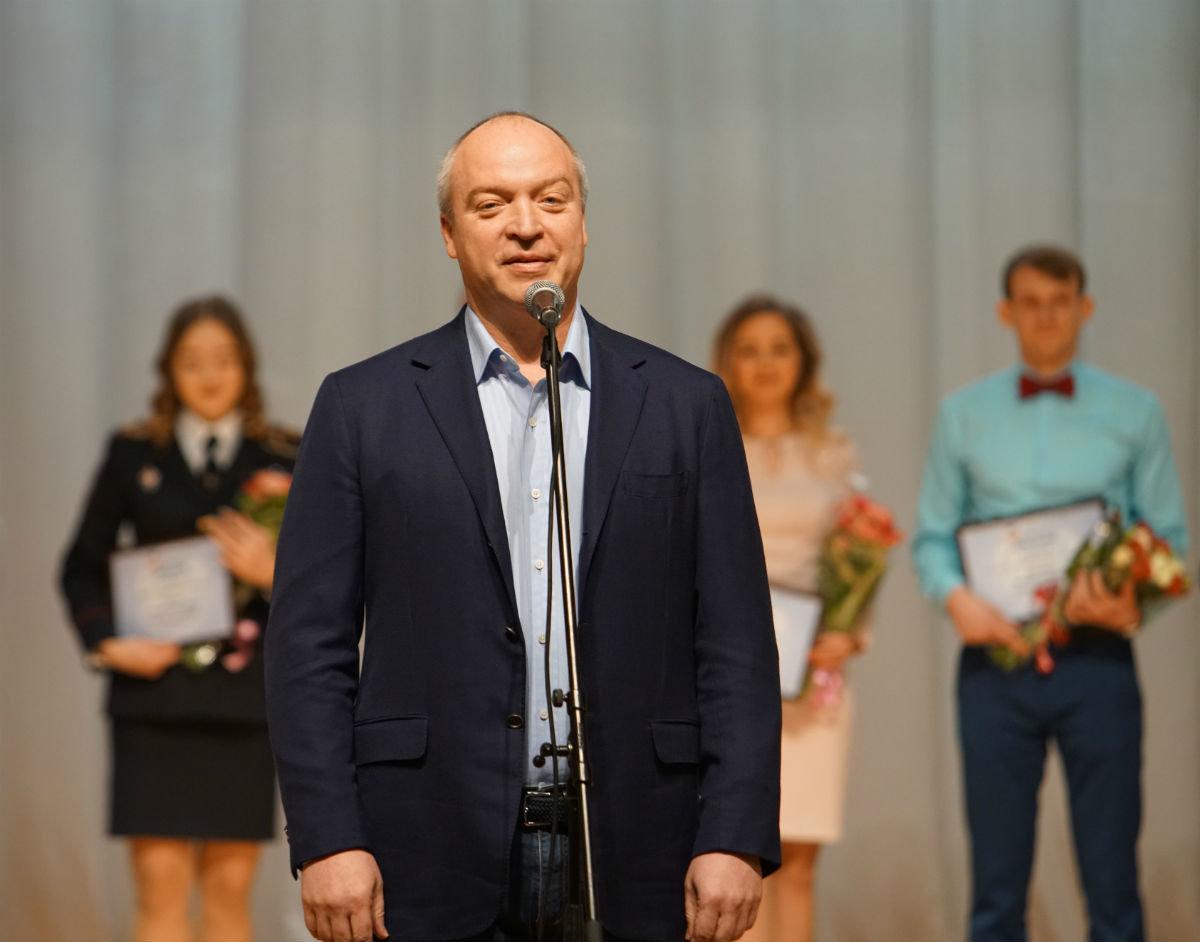 В Белгороде отметили стипендиатов фонда «Поколение», фото-6