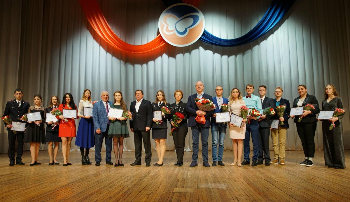 В Белгороде отметили стипендиатов фонда «Поколение», фото-7