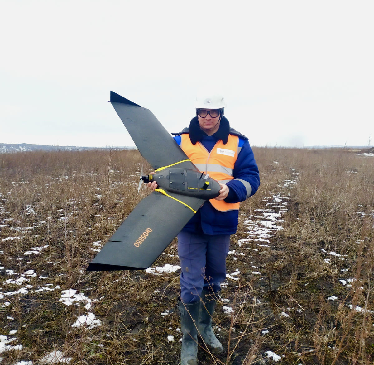 Аэрофотосъёмку Лебединского ГОКа будет проводить беспилотник, фото-1