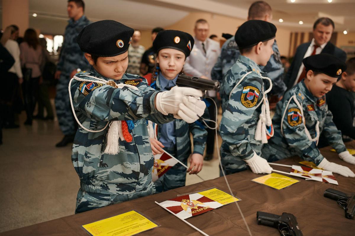 В Белгороде прошёл этап международного культурно-спортивного фестиваля «Открытая Росгвардия», фото-3