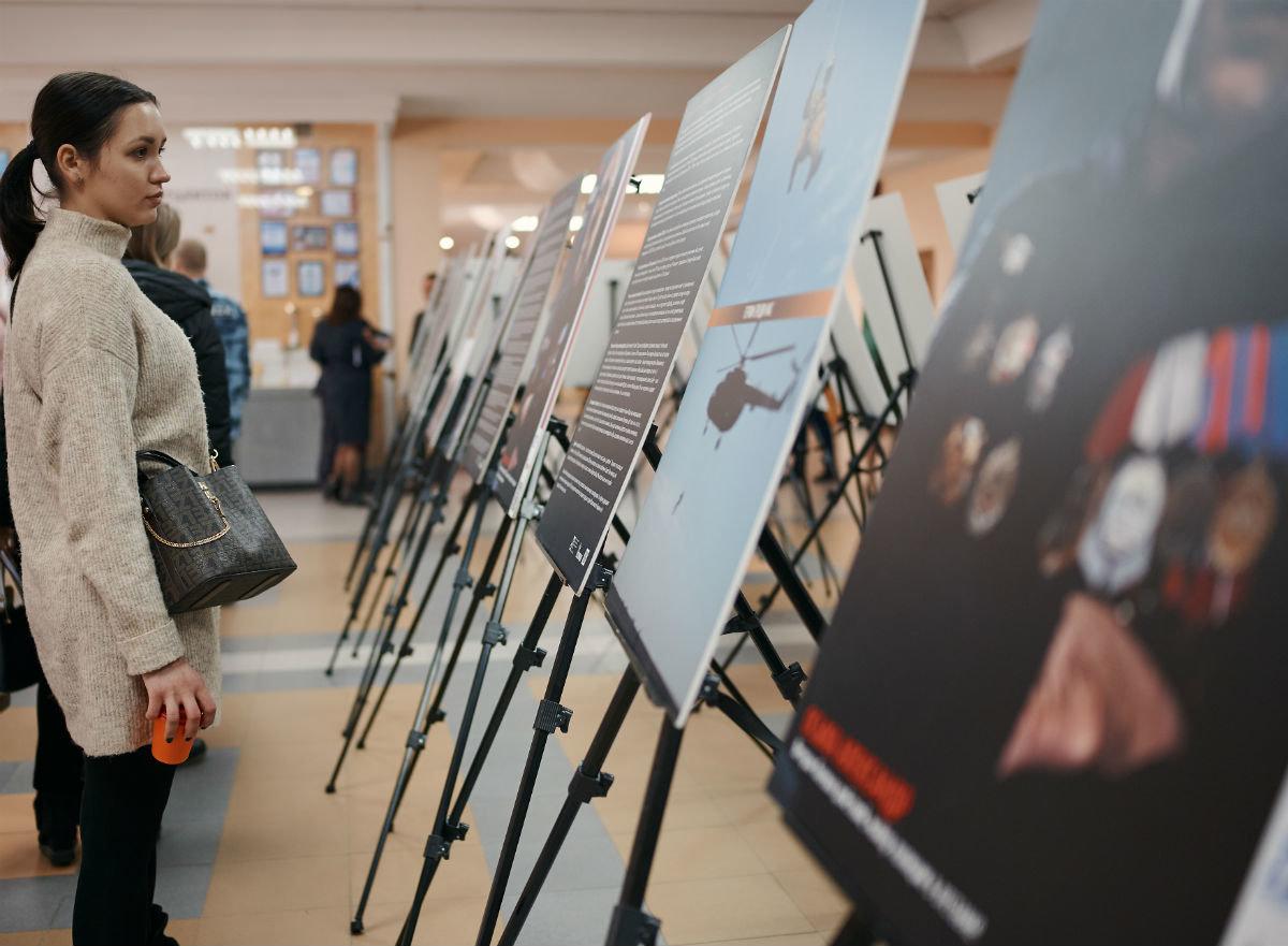 В Белгороде прошёл этап международного культурно-спортивного фестиваля «Открытая Росгвардия», фото-6