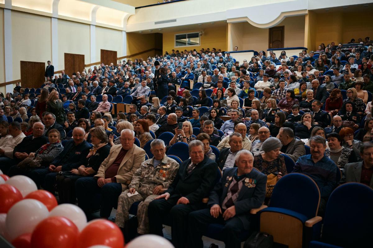 В Белгороде прошёл этап международного культурно-спортивного фестиваля «Открытая Росгвардия», фото-11
