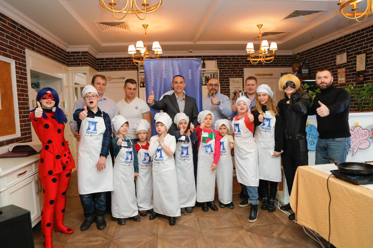 Совет отцов Белгородской области провёл первый кулинарный инклюзивный мастер-класс , фото-1