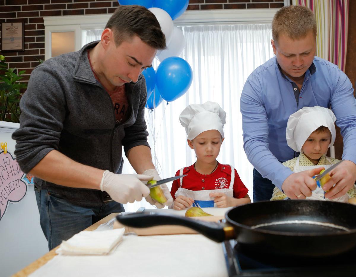 Совет отцов Белгородской области провёл первый кулинарный инклюзивный мастер-класс , фото-2
