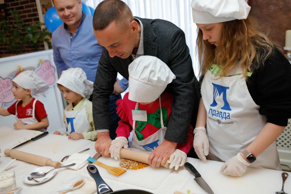 Совет отцов Белгородской области провёл первый кулинарный инклюзивный мастер-класс , фото-7