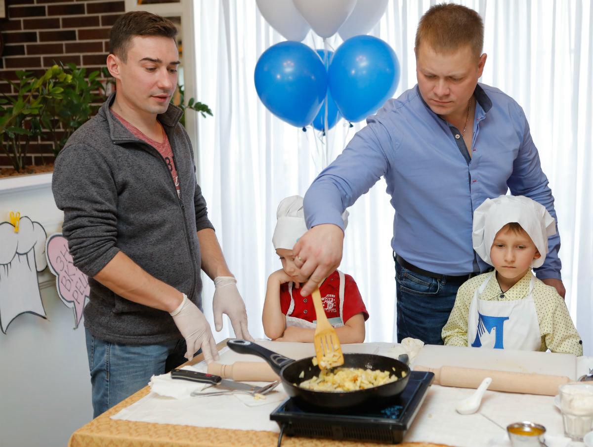 Совет отцов Белгородской области провёл первый кулинарный инклюзивный мастер-класс , фото-9