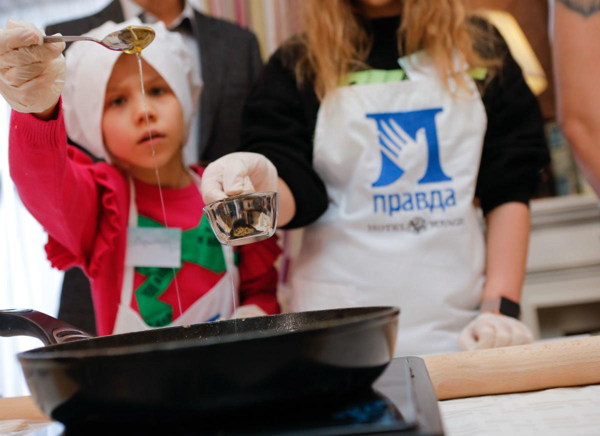 Совет отцов Белгородской области провёл первый кулинарный инклюзивный мастер-класс , фото-10