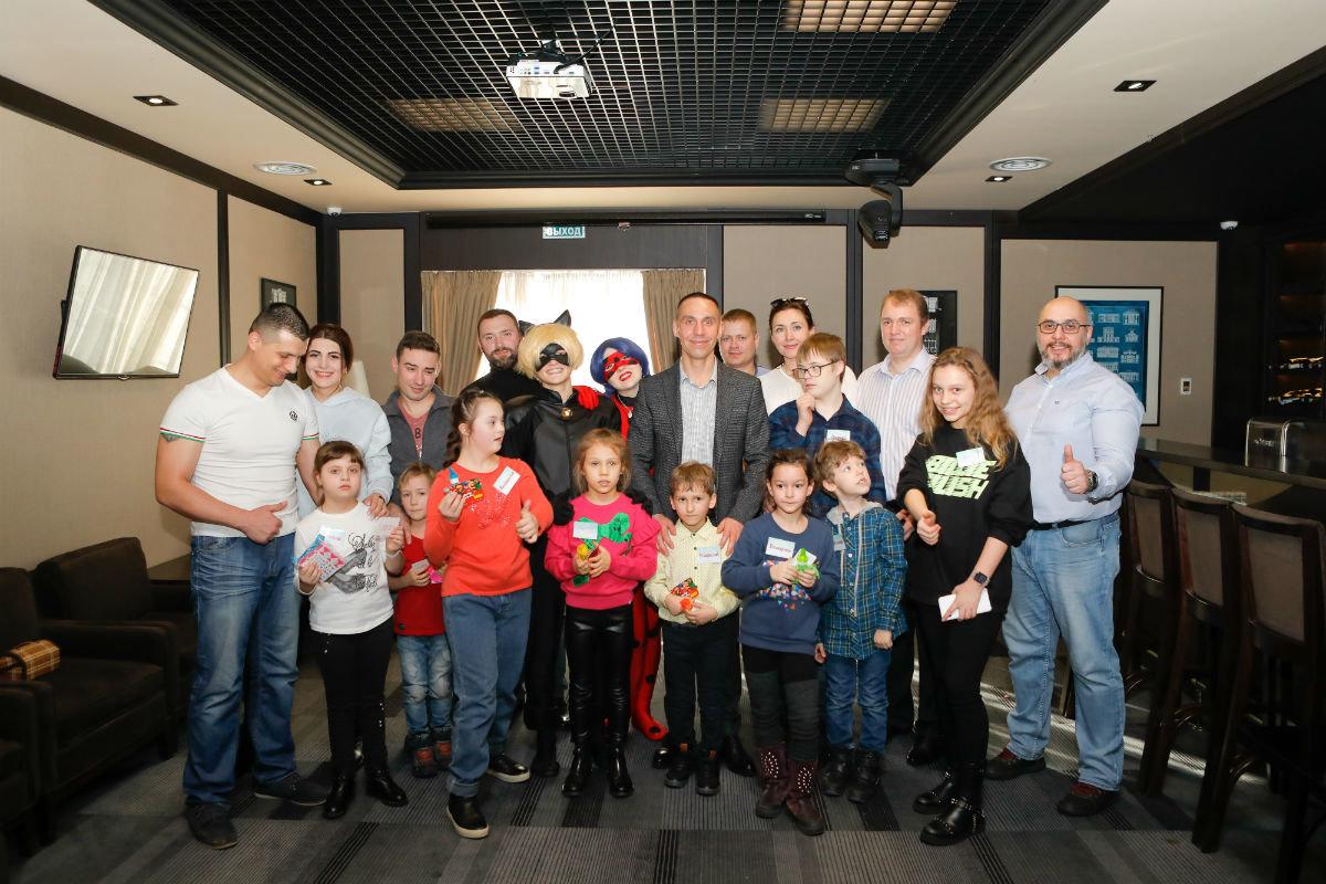 Совет отцов Белгородской области провёл первый кулинарный инклюзивный мастер-класс , фото-15