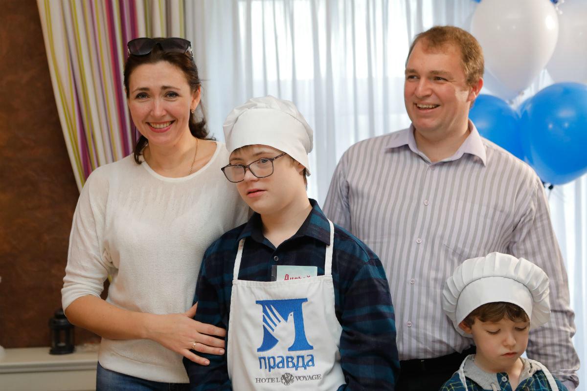 Совет отцов Белгородской области провёл первый кулинарный инклюзивный мастер-класс , фото-17
