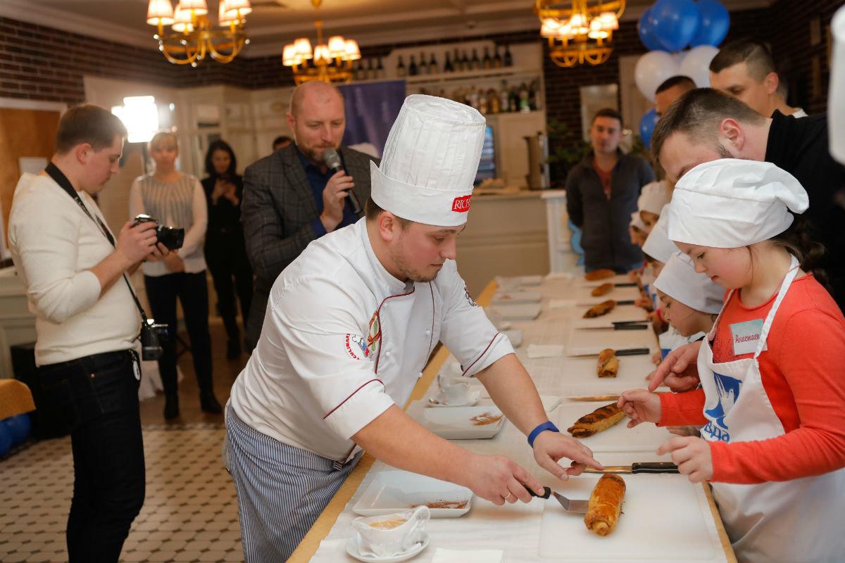 Совет отцов Белгородской области провёл первый кулинарный инклюзивный мастер-класс , фото-18