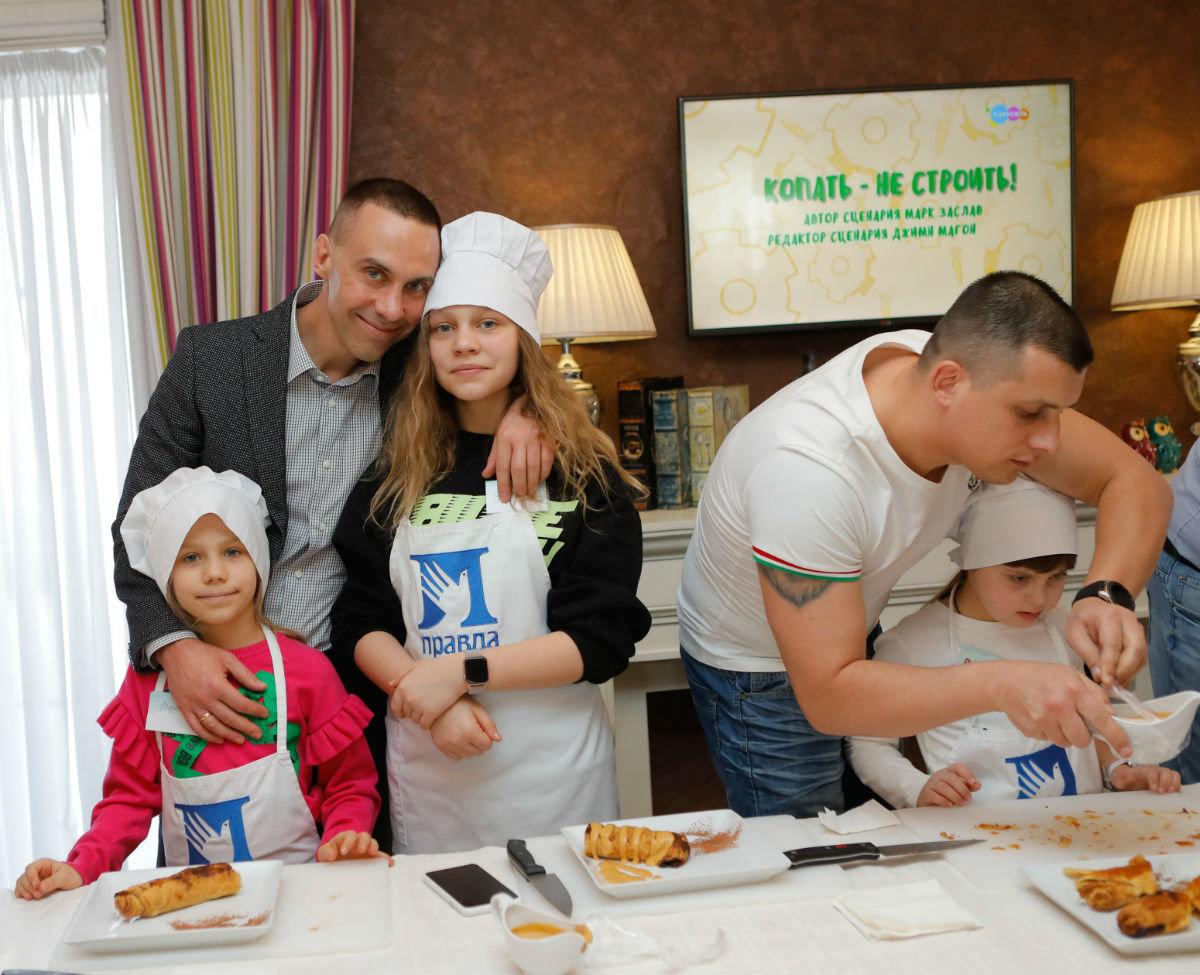 Совет отцов Белгородской области провёл первый кулинарный инклюзивный мастер-класс , фото-20