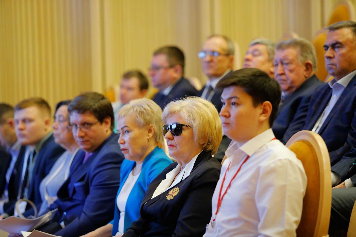 Сергей Фуглаев поучаствовал во всероссийском форуме по развитию паралимпийского движения в России, фото-4