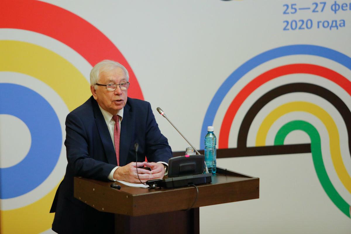 Сергей Фуглаев поучаствовал во всероссийском форуме по развитию паралимпийского движения в России, фото-8