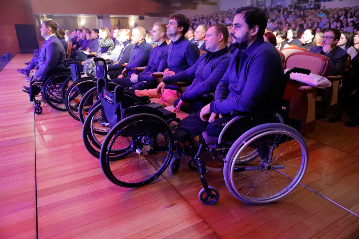 Сергей Фуглаев поучаствовал во всероссийском форуме по развитию паралимпийского движения в России, фото-13